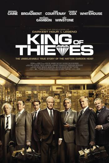 KING OF THIEVES <span>(2018)</span> artwork