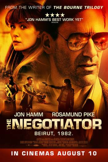 THE NEGOTIATOR artwork