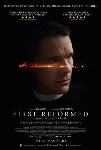 FIRST REFORMED <span>(2017)</span> artwork