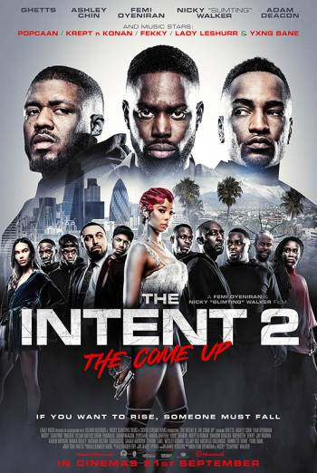 THE INTENT 2: THE COME UP <span>(2018)</span> artwork