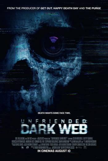 UNFRIENDED: DARK WEB <span>(2018)</span> artwork