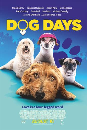DOG DAYS <span>(2018)</span> artwork
