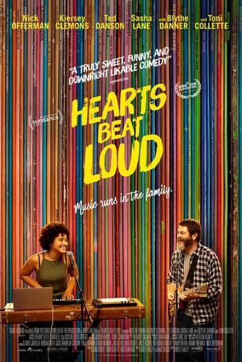 HEARTS BEAT LOUD artwork