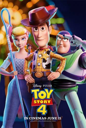 Toy Story 4 cover image