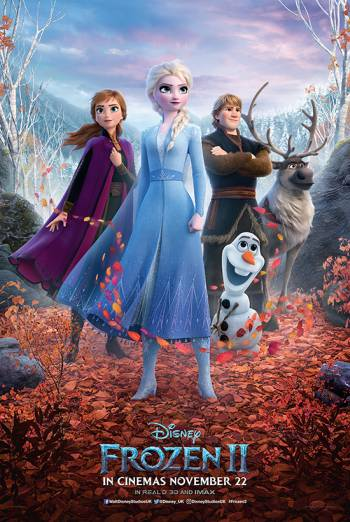 Frozen 2 cover image