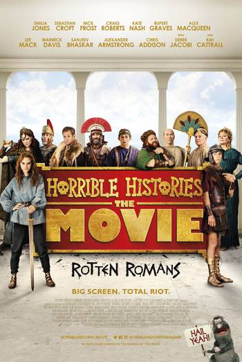 HORRIBLE HISTORIES <span>(2019)</span> artwork
