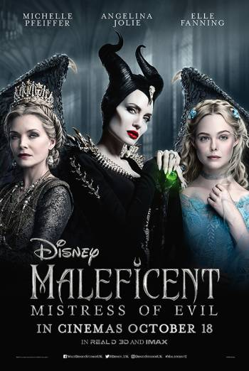 MALEFICENT: MISTRESS OF EVIL <span>(2019)</span> artwork