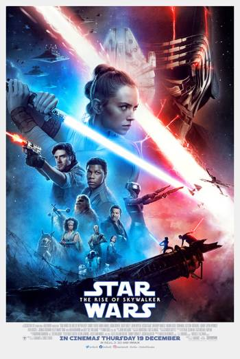 Star Wars: The Rise Of Skywalker cover image