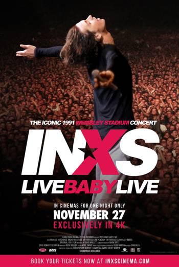 INXS: LIVE BABY LIVE <span>(1991)</span> artwork