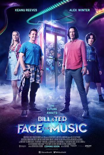 BILL & TED FACE THE MUSIC <span>(2020)</span> artwork
