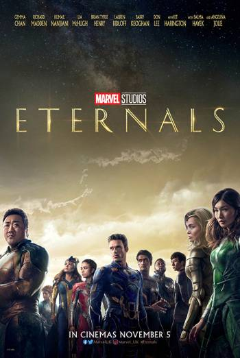 Eternals cover image