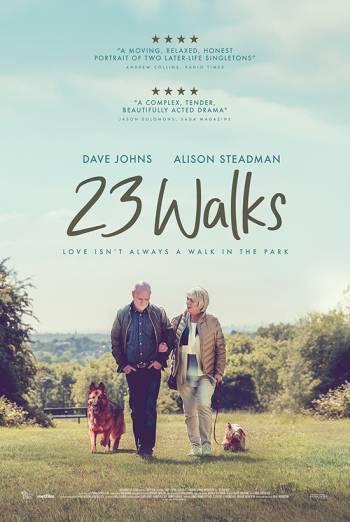 23 Walks Poster