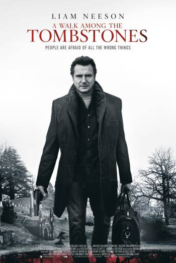A WALK AMONG THE TOMBSTONES artwork