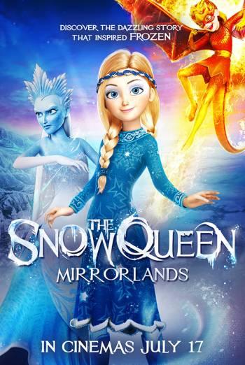 THE SNOW QUEEN: MIRRORLANDS (2020)