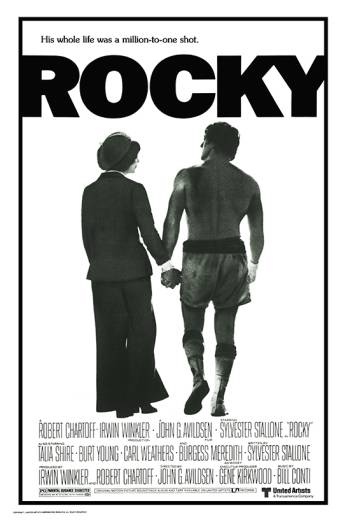 Rocky (re: 2020) Poster