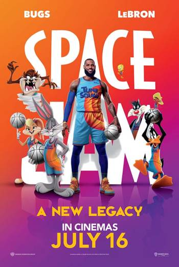 Space Jam: A New Legacy cover image