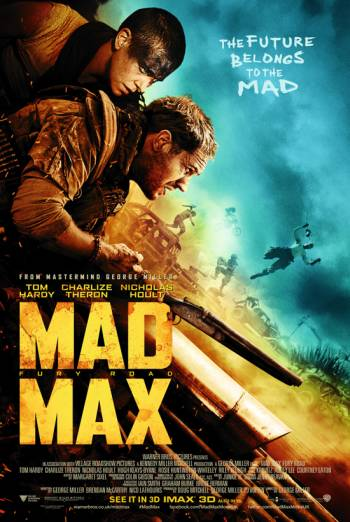 MAD MAX: FURY ROAD <span>[2D]</span> artwork