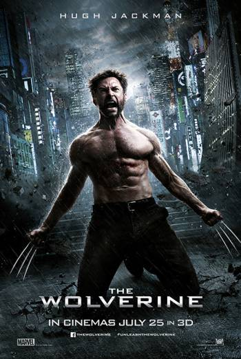 THE WOLVERINE <span>(2013)</span> artwork