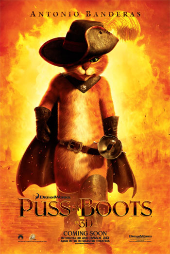 PUSS IN BOOTS <span>(2011)</span> artwork