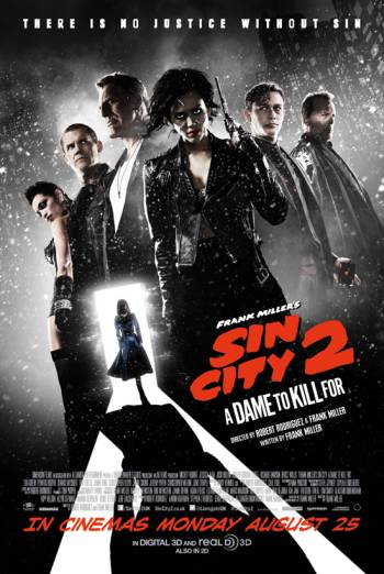 SIN CITY 2: A DAME TO KILL FOR <span>[3D]</span> artwork