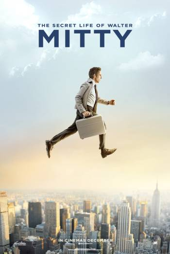 THE SECRET LIFE OF WALTER MITTY <span>(2013)</span> artwork