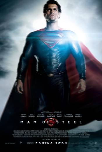 MAN OF STEEL <span>(2013)</span> artwork