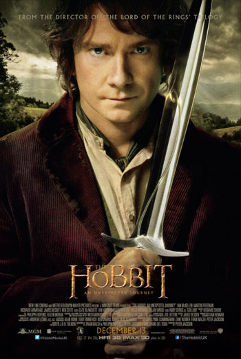 THE HOBBIT - AN UNEXPECTED JOURNEY <span>(2012)</span> artwork