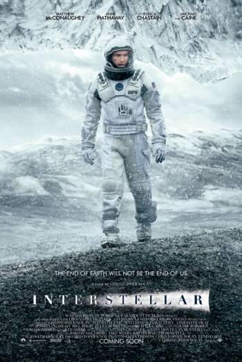 INTERSTELLAR <span>(2014)</span> artwork