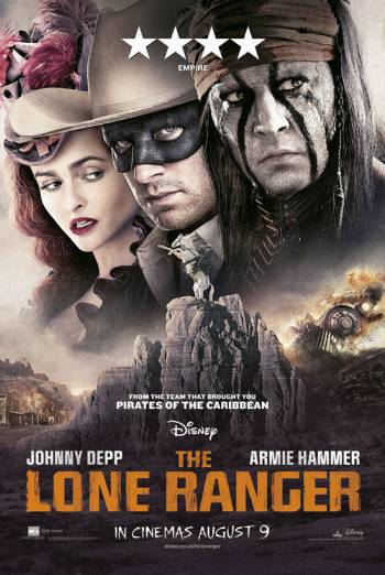 THE LONE RANGER <span>(2013)</span> artwork