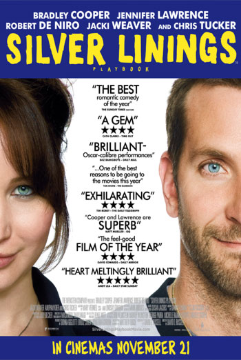 SILVER LININGS PLAYBOOK artwork
