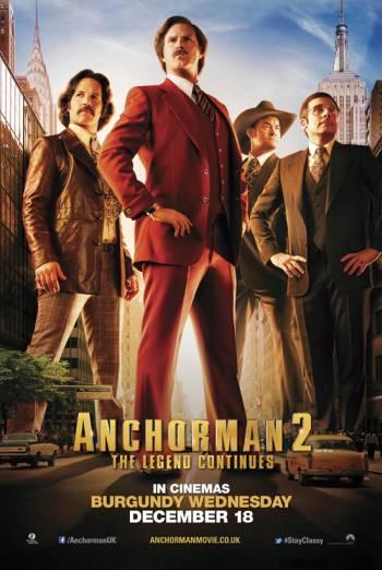 مشاهدة فيلم الكوميديا الممتع  Anchorman 2 The Legend Continues 2013   Fid8456