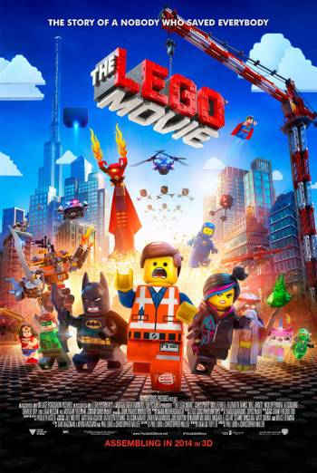 THE LEGO MOVIE <span>(2014)</span> artwork