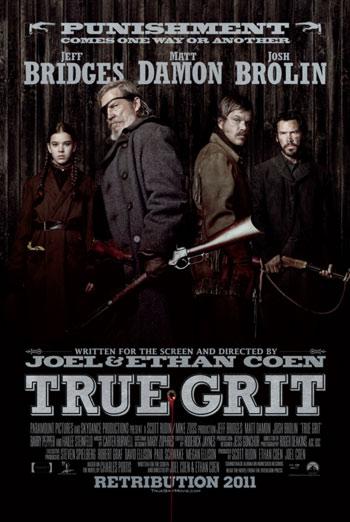 TRUE GRIT <span>(2010)</span> artwork
