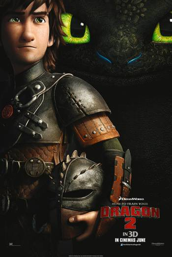 HOW TO TRAIN YOUR DRAGON <span>(2010)</span> artwork