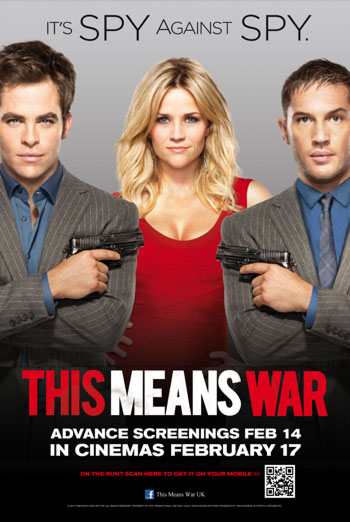 THIS MEANS WAR <span>(2012)</span> artwork