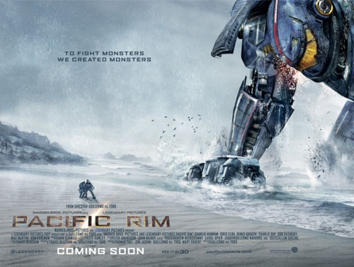 Pacific Rim - Wonder Con Trailer