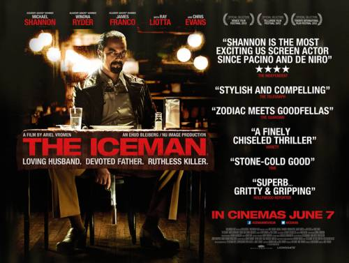 The Iceman - TV Spot - Trailer