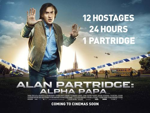 The Alan Partridge Movie - 'Alpha Papa' Teaser Trailer