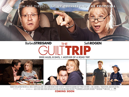 The Guilt Trip - Trailer
