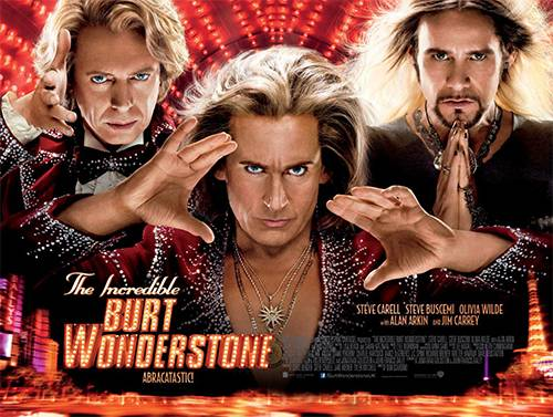 The Incredible Burt Wonderstone - Trailer