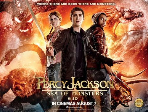 Percy Jackson: Sea Of Monsters - Trailer