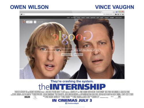 The Internship - Trailer