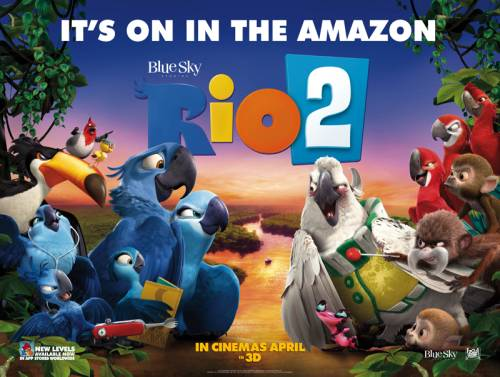 Rio 2 - Teaser Trailer