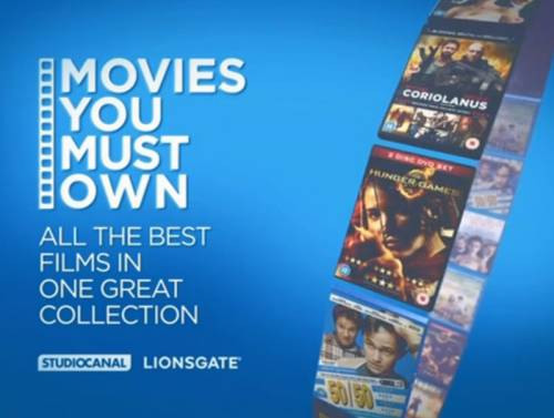Movies You Must Own - DVD and Blu-ray Trailer