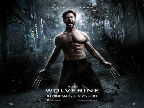 The Wolverine - Cinema Con Trailer