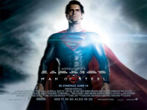 Man Of Steel - TV Spot - Trailer
