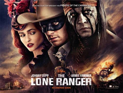 The Lone Ranger - Trailer 2