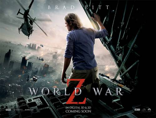 World War Z - Superbowl TV Spot - Trailer