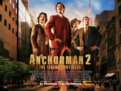 Anchorman 2 - Trailer 2