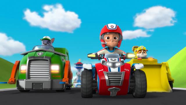 watch PAW PATROL: BIG SCREEN TAILS trailer
